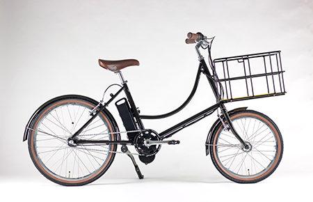 東洋フレームの電動自転車