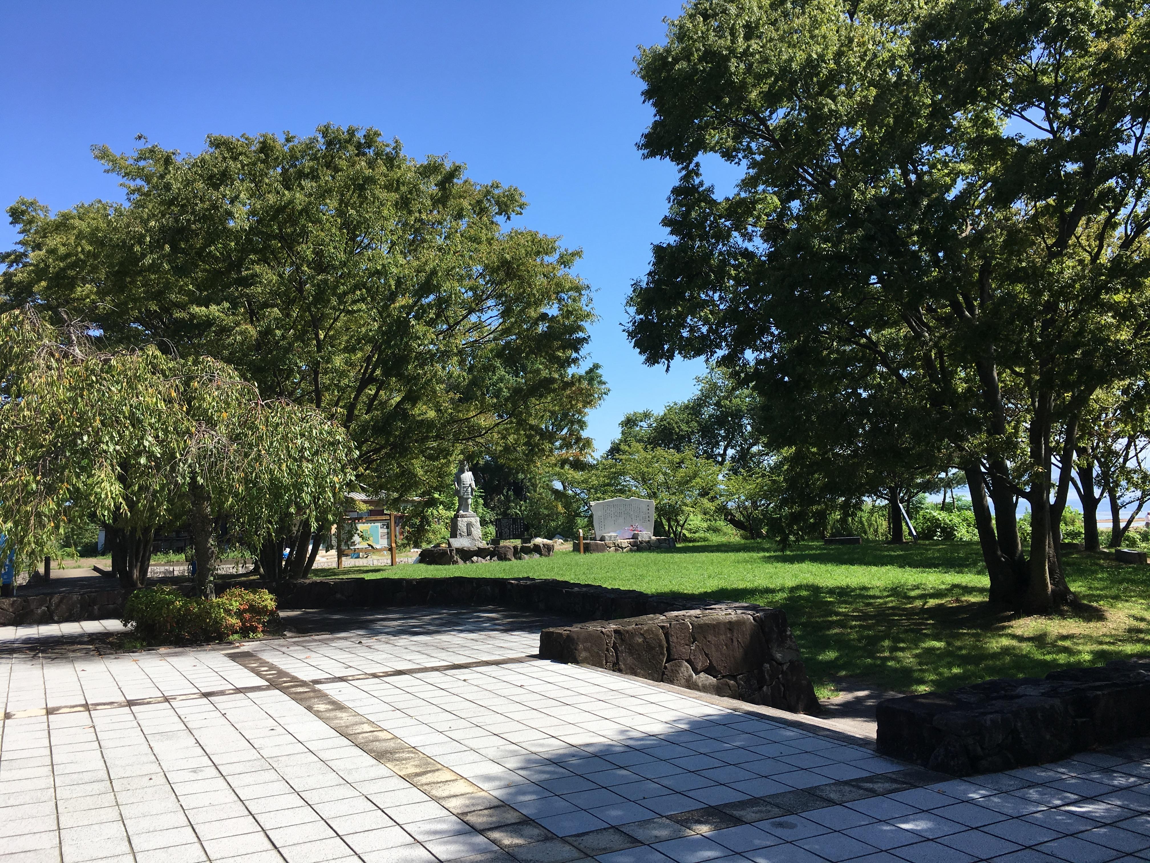 坂本城公園