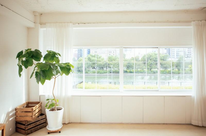 暖房写真部屋