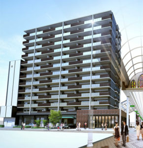 新築マンションの写真