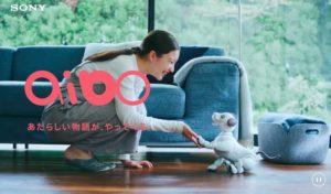 ロボット犬宣伝